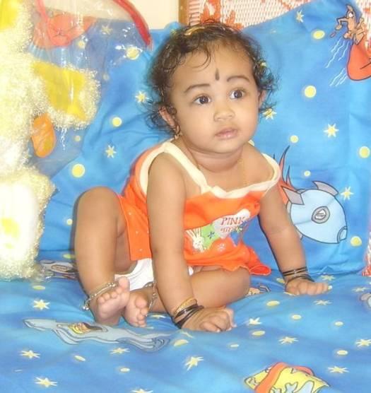 Anu @ 6 months