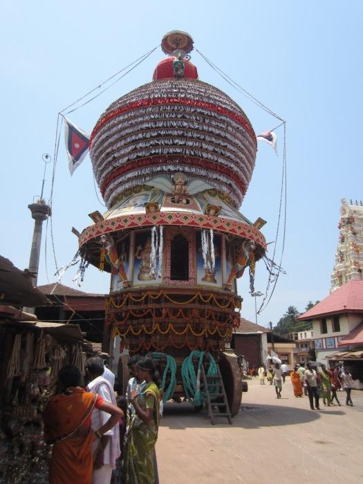 The Brahma Ratha, or Sacred Chariot