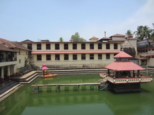 Temple Pond, Sri Krishna Matha, Udupi