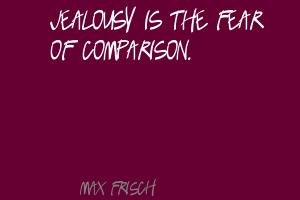 Jealousy-is-the-fear-of-comparison.