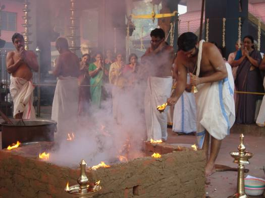 Kootu Ganapathi Homam