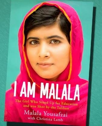 I am Malala book