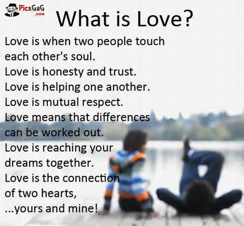 what-is-love-quotes
