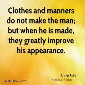 do clothes make the person essay